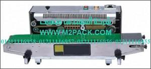 ماكينة لحام الفيلم الأوتوماتيكي وطباعة الأحبار موديل m2pack com dbm – 1000