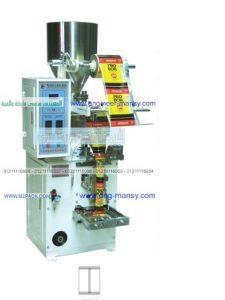 تصميم وصناعة ماكينات تعبئة السكر والمواد الجافة